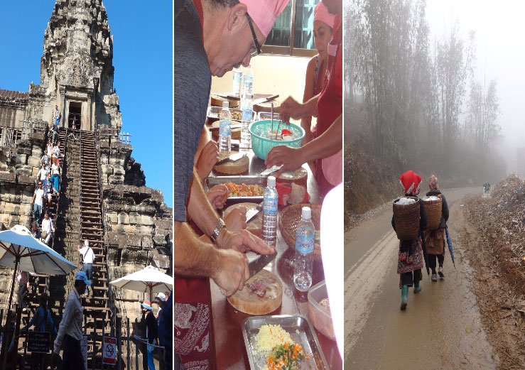 12-day tours of Cambodia and Optional 12-day add-on Tour of Vietnam - The Alberta Retired Teachers' Association