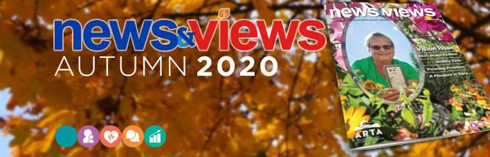 Autumn 2020 news&views