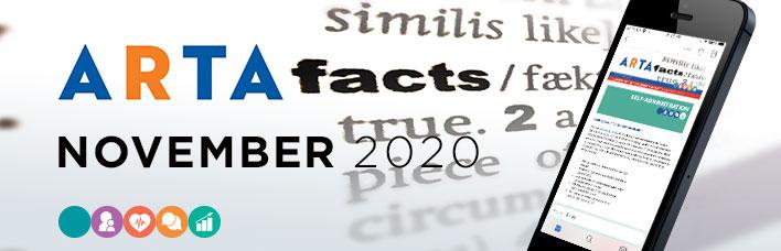 November 2020 ARTAfacts
