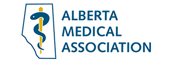 Alberta Medical Association logo