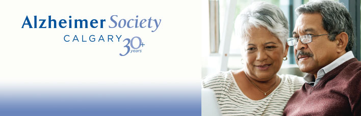 Alzheimer Society logo