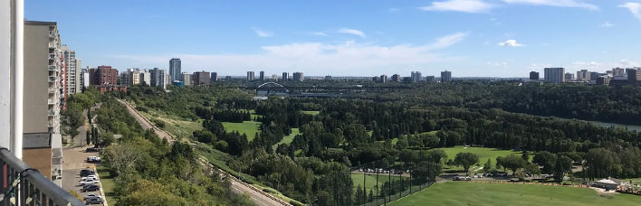 view of rivervalley